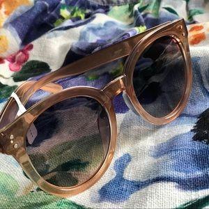 Anthropologie Monday round Sunglasses